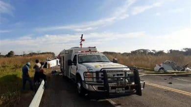 Photo of 11 muertos en choque de camión de transporte en Chiapas