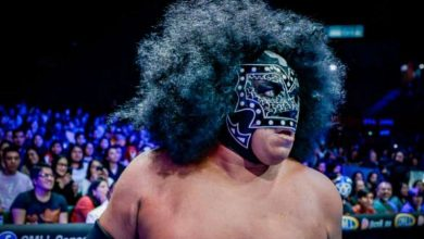 Photo of Fallece luchador Mr. Niebla