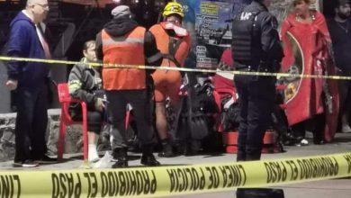 Photo of Seis hospitalizados por colapso de puente en Malecón de Ensenada