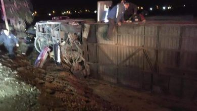 Photo of Camionazo deja varios heridos