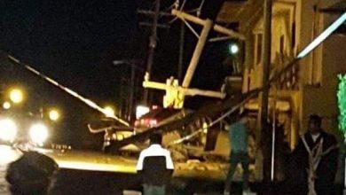 Photo of Más de 12 horas sin luz tras mega choque