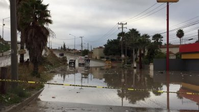 Photo of Inundación deja negocios y autos sumergidos