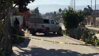 Photo of Dejan un cadáver 'entambado' en Tijuana