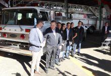Photo of Heineken dona una máquina extintora al Cuerpo de Bomberos
