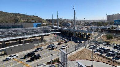 Photo of Inauguran fase final de expansión de Garita de San Ysidro