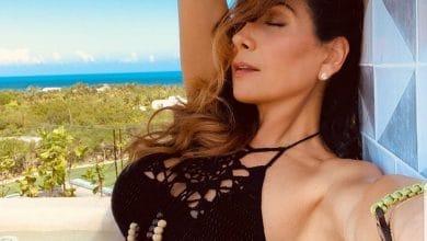 Photo of Paty Manterola reta a instagram y sube sensuales videos en la ducha