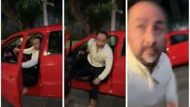 Photo of Conductor golpea a mujer por reclamo en vialidades