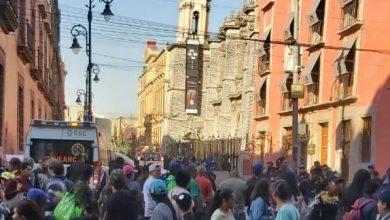 Photo of Era exmilitar el que desató la balacera en Centro Histórico