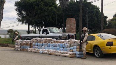 Photo of Incautan cientos de paquetes de droga frente a Centro de Rehabilitación