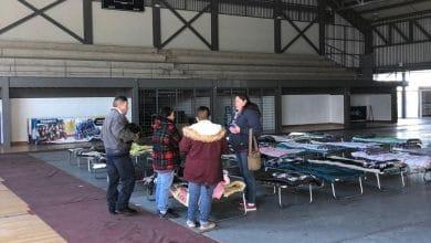 Photo of Trasladan a familias a refugio temporal por lluvias