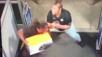 Photo of Ladrón fue tacleado por una empleada