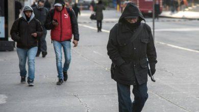 Photo of Frío se intensifica en Tijuana por llegada de masa de aire polar