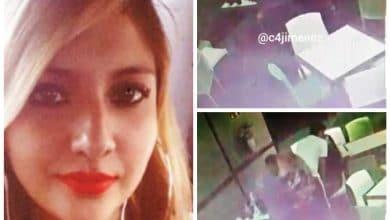Photo of Grabaron a Karen en un bar mientras su familia la buscaba