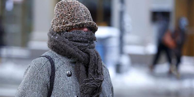 Baja California sufrirá más frío que lo habitual