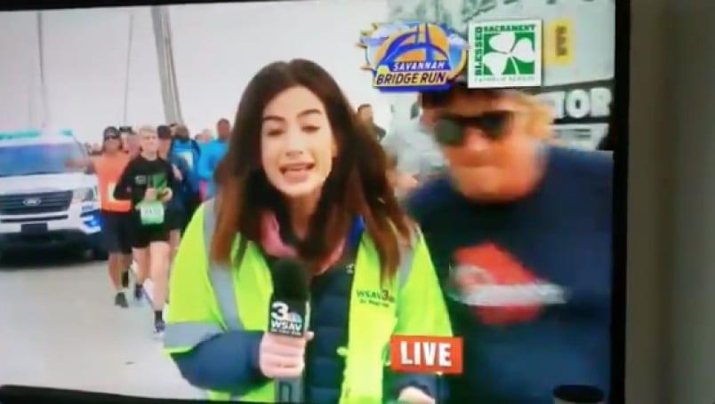 thomas callaway reportera acoso sexual