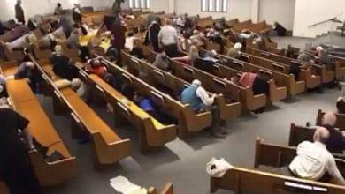 Photo of Revelan video del tiroteo en la iglesia de Texas