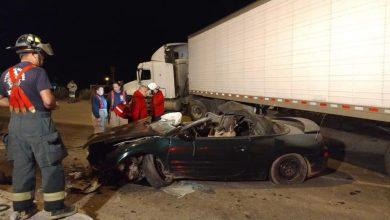Photo of Prófugo, el trailero que decapitó a pareja con su camión