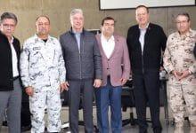 Photo of Presidente y empresarios se reúnen para evaluar resultados en Seguridad