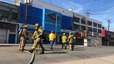 Photo of Continúa riesgo de explosión en la Zona Centro