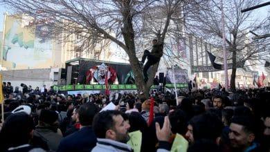 Photo of Varios muertos por estampida en funeral de General iraní