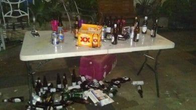Photo of Hallan menores, alcohol y marihuana en fiesta clandestina en Tijuana