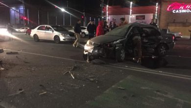 Photo of Pareja fallece en accidente y mujer les roba sus pertenencias