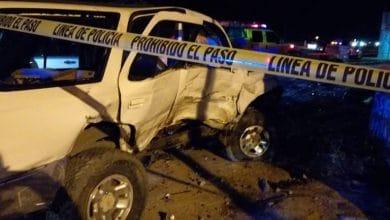 Photo of Auto choca y menor sale expulsada