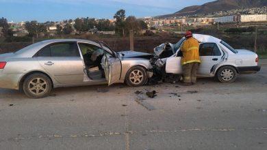 Photo of Conductor invade carril y mata a pareja en Tijuana