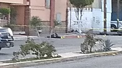 Photo of Asesinan a hombre a la salida de un motel