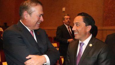 Photo of Presidente asiste al sexto informe de gobierno del alcalde de San Diego