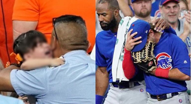Photo of Daño cerebral permanente a niña que recibió pelotazo en partido de los Astros