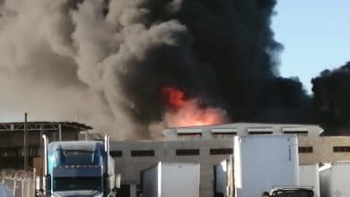 Photo of Se incendia fábrica de Tijuana