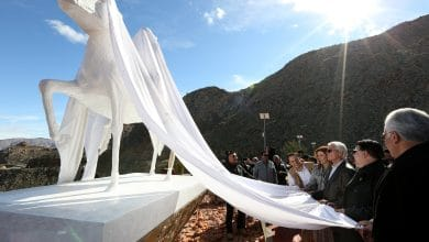Photo of Develan monumento Caballo Blanco en La Rumorosa en honor a José Alfredo