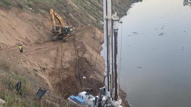 Photo of Continúan trabajos en Cañón del Matadero; logran bajar el nivel de agua