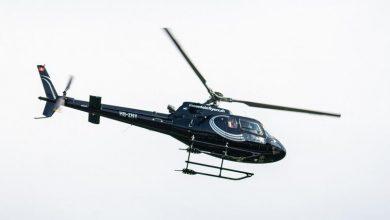 Photo of Lanzan cordero desde un helicóptero a una piscina por diversión