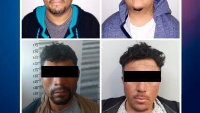 Photo of Caen cuatro homicidas en menos de 24 horas
