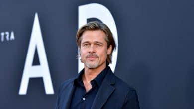 Photo of Albañil sorprende por su parecido con Brad Pitt