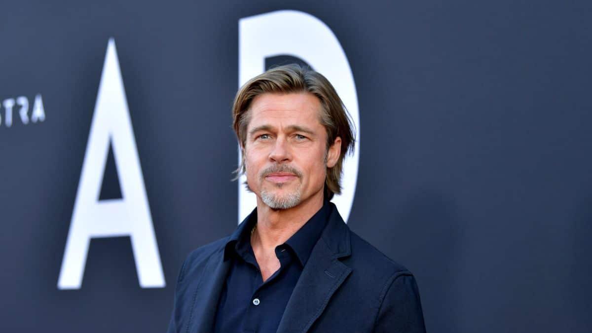Albañil sorprende por su parecido con Brad Pitt