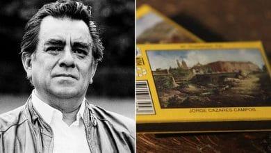 Photo of Muere el paisajista Jorge Cázares, su trabajo decoraba cajetillas de cerillos