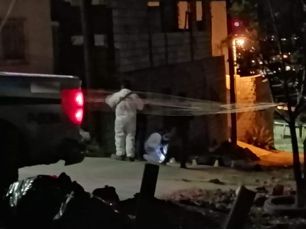 Asesinan a dos hombres en media hora