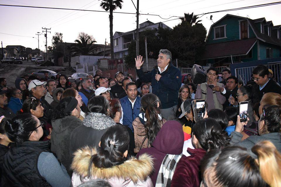 Ruiz Uribe llama a familias