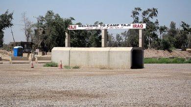 Photo of Otro misil impacta una base iraquí que alberga fuerzas de EU