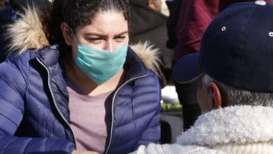 Photo of Instalan módulos médicos de revisión en Aeropuerto de Tijuana