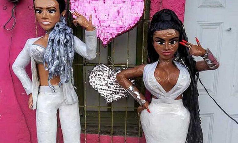 Photo of Ahora salen piñatas inspiradas en la Tusa