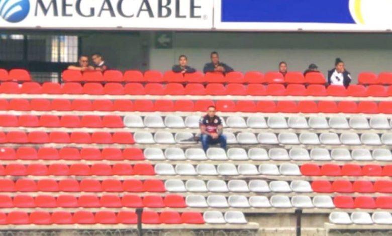 Photo of Xolos encuentra a solitario aficionado