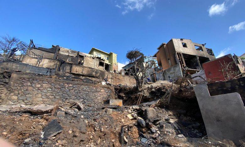 Photo of Incendio deja 52 personas afectadas