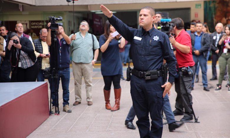 Photo of Esparza Trujillo rinde protesta como director de Policía de Tijuana