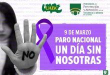 Photo of UABC se une al paro nacional de mujeres