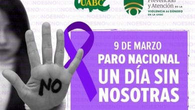 Photo of UABC se une al paro nacional de mujeres