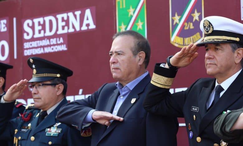 Photo of Ayuntamiento celebra Día del Ejercito Mexicano
